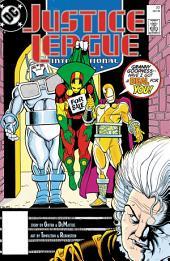 Justice League International (1987-) #20