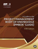A Guide to the Project Management Body of Knowledge Book
