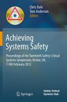 Achieving Systems Safety PDF
