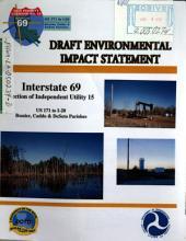Interstate 69, SIU 15, US Highway 171 to Interstate Highway 20 Bossier, Caddo, and DeSoto Parishes: Environmental Impact Statement