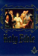 Masonic Heirloom Family Bible KJV