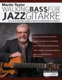 Martin Taylor Walking Bass Fu  r Jazzgitarre PDF