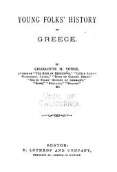 Young Folks' History of Greece