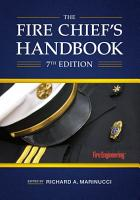 The Fire Chief s Handbook  7th Edition PDF
