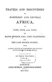 Travels and discoveries in Northern and Central Africa: in 1822, 1823, and 1824