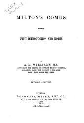(Milton's) Comus