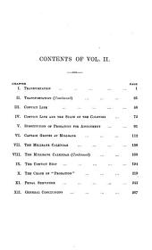 Memorials of Millbank, and Chapters in Prison History: Volume 2