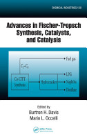 Advances in Fischer Tropsch Synthesis  Catalysts  and Catalysis PDF