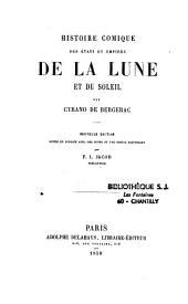 Histoire comique des âetats et empires de la lune et du soleil