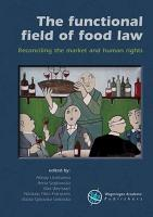 The functional field of food law PDF