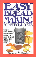 Easy Breadmaking for Special Diets PDF