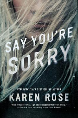 Say You re Sorry