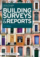 Building Surveys and Reports PDF