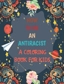 Antiracist Coloring Book For Kids