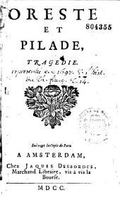 Oreste et Pilade: tragedie