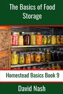The Basics of Food Storage Book