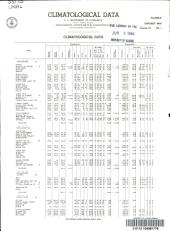 Climatological Data. Alaska: Volume 52