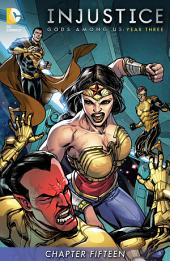Injustice: Gods Among Us: Year Three (2014-) #15