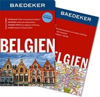 Belgien    mit grosser Reisekarte  PDF
