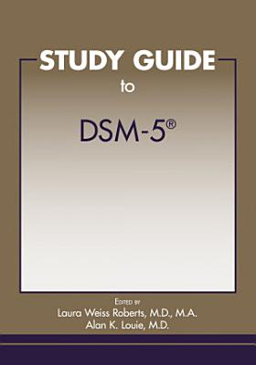 Study Guide to DSM 5