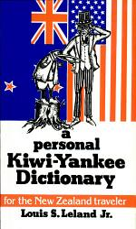 A Personal Kiwi-Yankee Dictionary