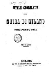 Guida Milanese: Per L' Anno, Volumi 13-19