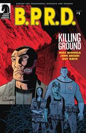 B.P.R.D.: Killing Ground #1