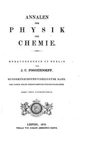 Annalen der Physik. Angefangen von Friedr(ich) Albr(echt) Carl Gren, fortgesetzt von Ludwig Wilhelm Gilbert: Band 222