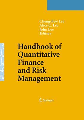 Handbook of Quantitative Finance and Risk Management PDF