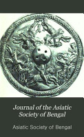 Journal of the Asiatic Society of Bengal PDF