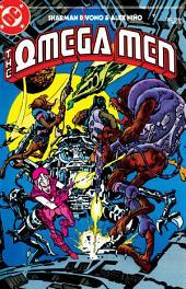 The Omega Men (1983-) #21