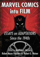 Marvel Comics into Film PDF