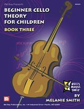 Beginner Cello Theory for Children