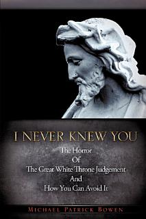 I Never Knew You Book