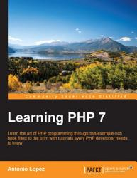 Learning PHP 7 PDF