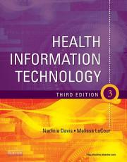 Health Information Technology   E Book PDF