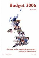 Budget 2006 PDF
