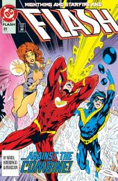 The Flash (1987-) #81