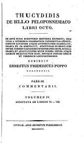Thucydidis De Bello Peloponnesiaco libri octo: De Thucydidis historia iudicum. 1821