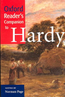 Oxford Reader s Companion to Hardy PDF