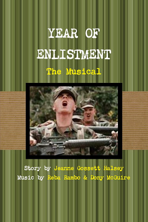 YEAR OF ENLISTMENT  THE MUSICAL