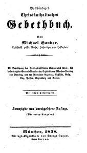 Vollständiges christkatholisches Gebethbuch