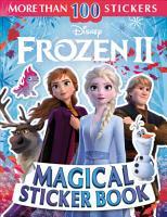 Disney Frozen 2 Magical Sticker Book PDF