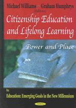 Citizenship Education and Lifelong Learning