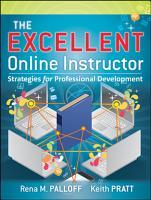 The Excellent Online Instructor PDF