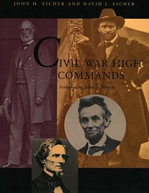 Civil War High Commands PDF