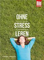 Ohne Stress leben PDF