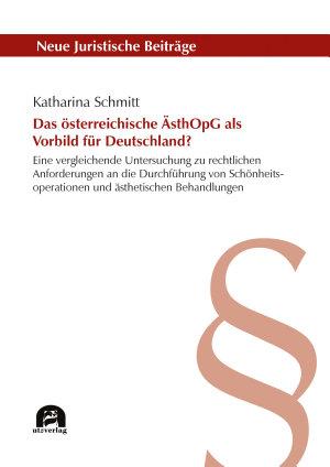Das   sterreichische   sthOpG als Vorbild f  r Deutschland  PDF
