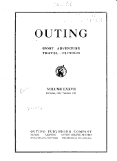 Outing: Volume 77
