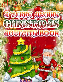 A Verry Merry Christmas Activity Book